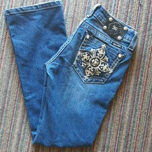 Miss Me Jean's Size 29